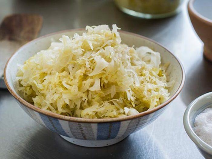 Sauerkraut-recipe with Dr. Carolyn Griffin